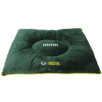 Green Bay Packers - Pet Pillow Bed