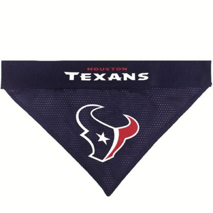 Houston Texans Pet Bandana 3