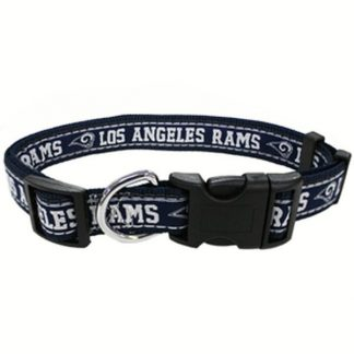 Los Angeles Rams Dog Collar