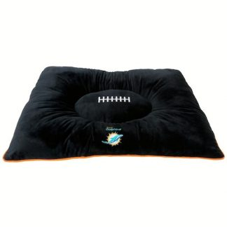 Miami Dolphins - Pet Pillow Bed
