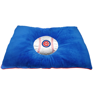 Chicago Cubs - Pet Pillow Bed