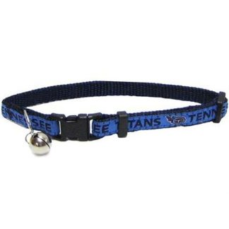 Tennesee Titans Cat Collar