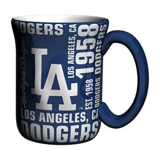 Los Angeles Dodgers Spirit Coffee Mug 17 oz