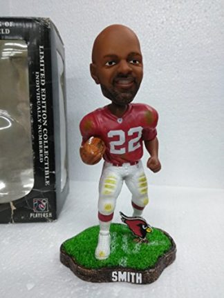 Emmitt-Smith-Arizona-Cardinals-on-Field-Bobblehead