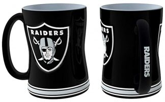 Coffee-Mug-14-Ounces-Oakland-Raiders
