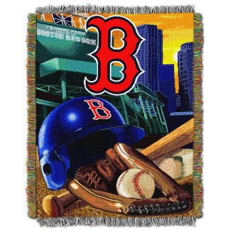 Boston-Red-Sox-Woven-Tapestry-Throw