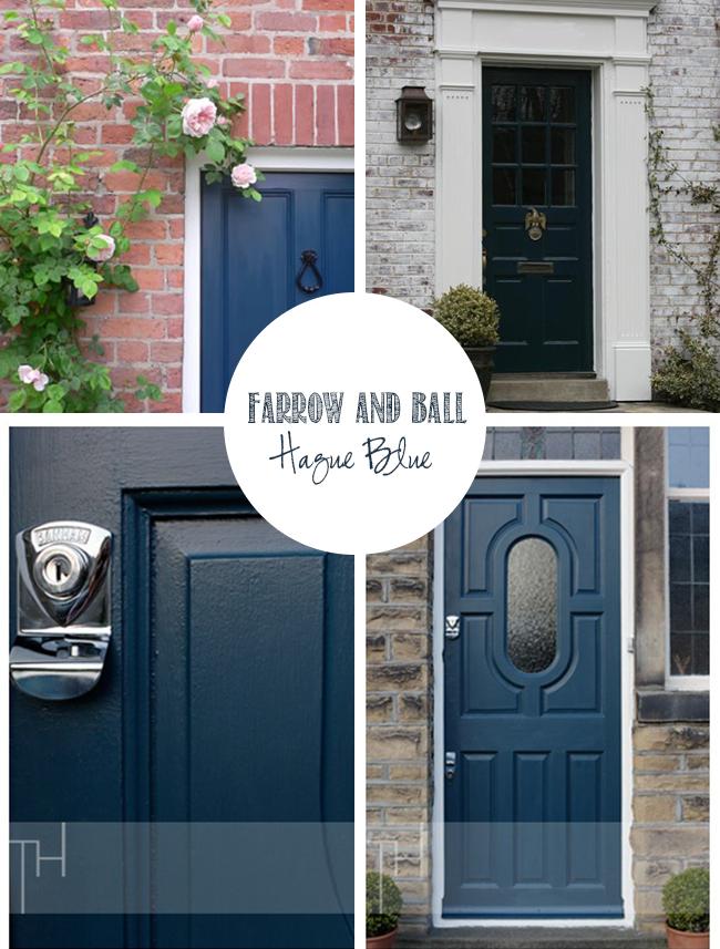 Painting Your Front Door