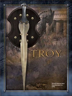 Troy Achilles Sword Replica Review