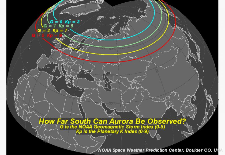 Location Equator South America