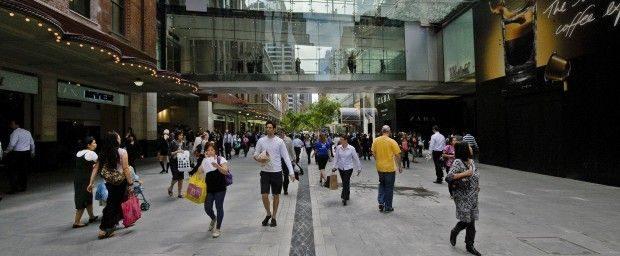 WP Pitt Street Mall Image by Paul Patterson City of Sydney 620x256
