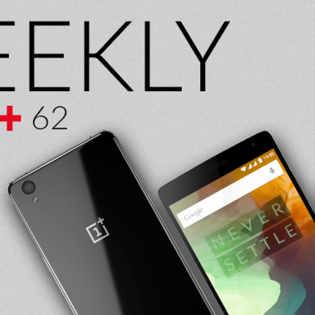 OnePlus India Week 62