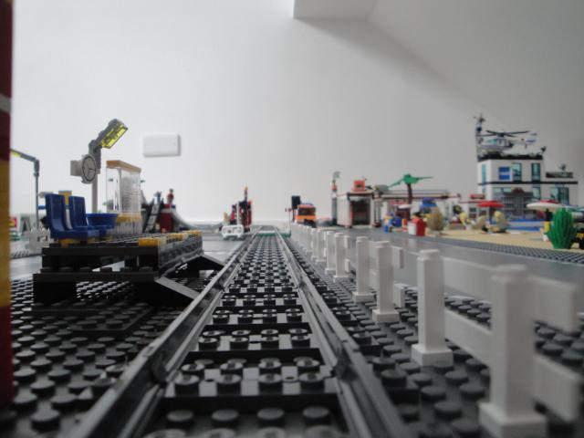 एक लेगो सिटी कैसे बनाएं