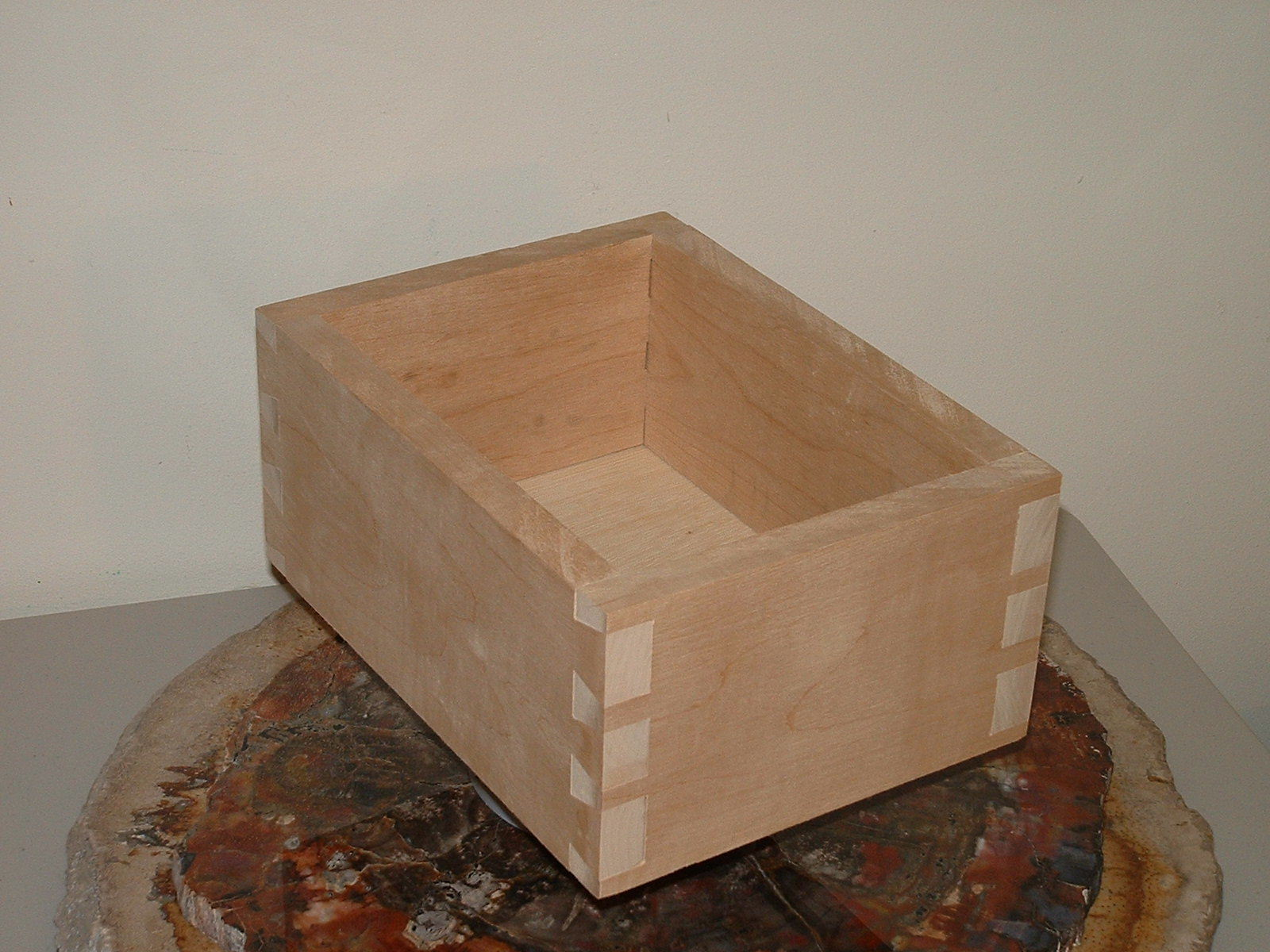 Dovetails And Boxes