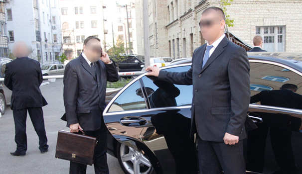 Bodyguard And Driver Personal