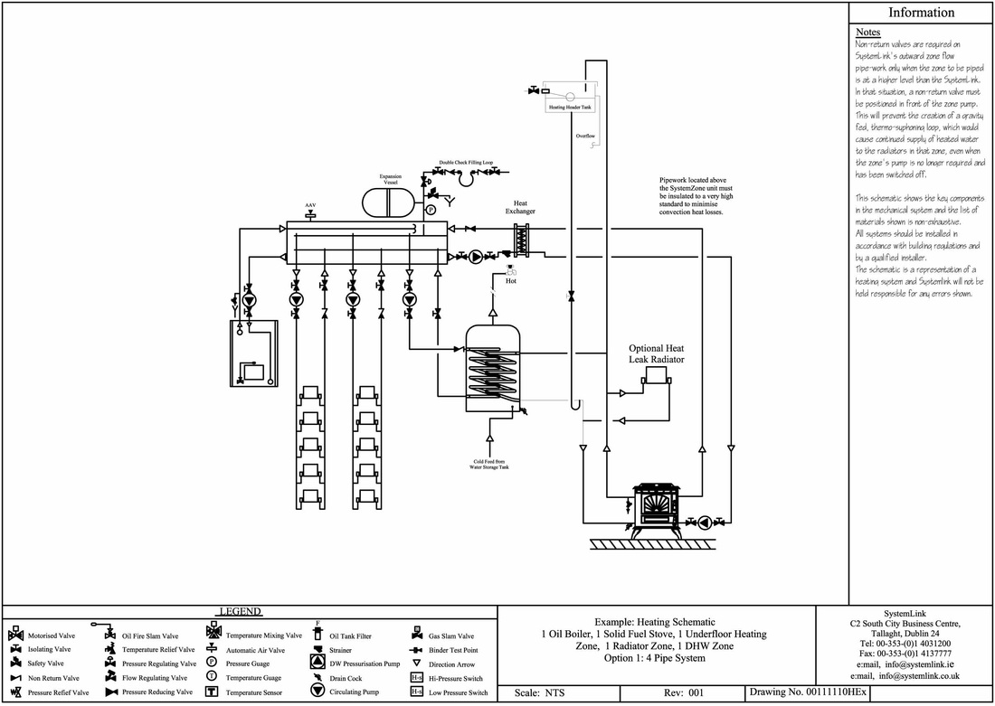Plate Heat Exchanger Piping Schematic