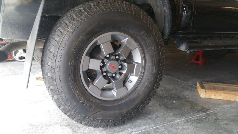 Dupli Color Graphite Wheel
