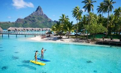 InterContinental Bora Bora Resort and Thalasso Spa ...