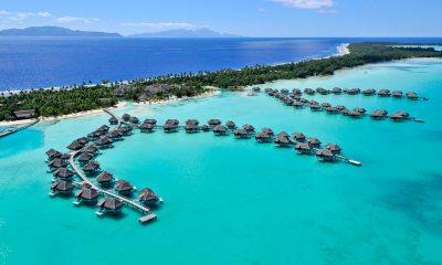 Tahiti Yacht Charter and InterContinental Bora Bora ...