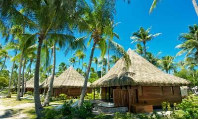 Kia Ora Resort and Spa Rangiroa Tahiti   Tahiti.com