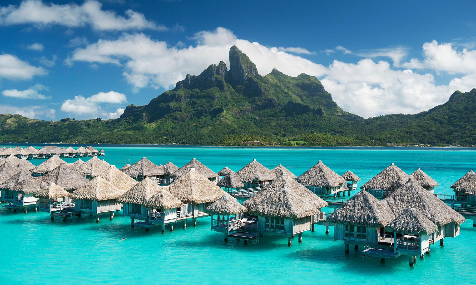 Bora Bora All Inclusive Bungalow
