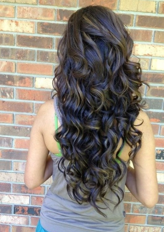 How Make Curly Hairstyles