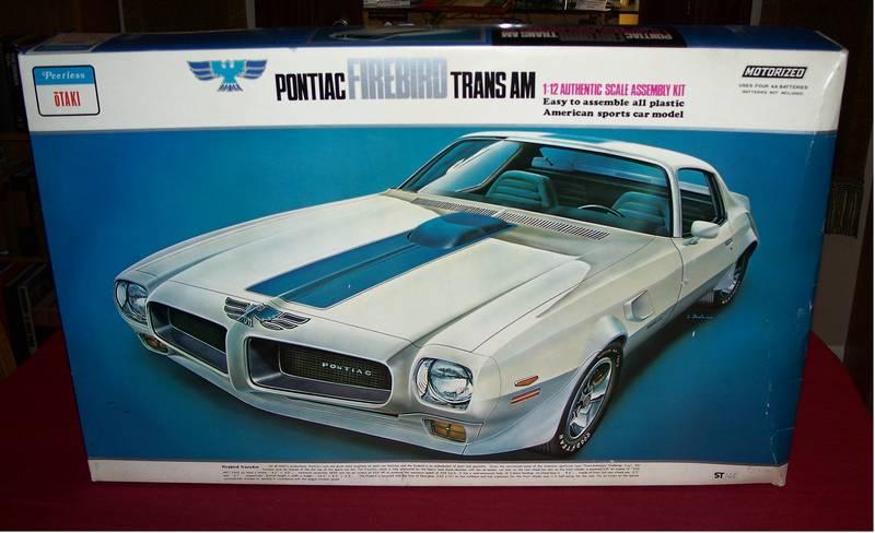 Kits Pontiac Body 95 Firebird