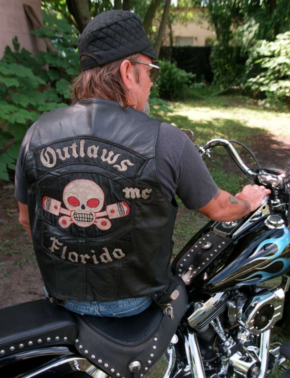 An Outlaws motorcycle club leader's assassination adds to ...