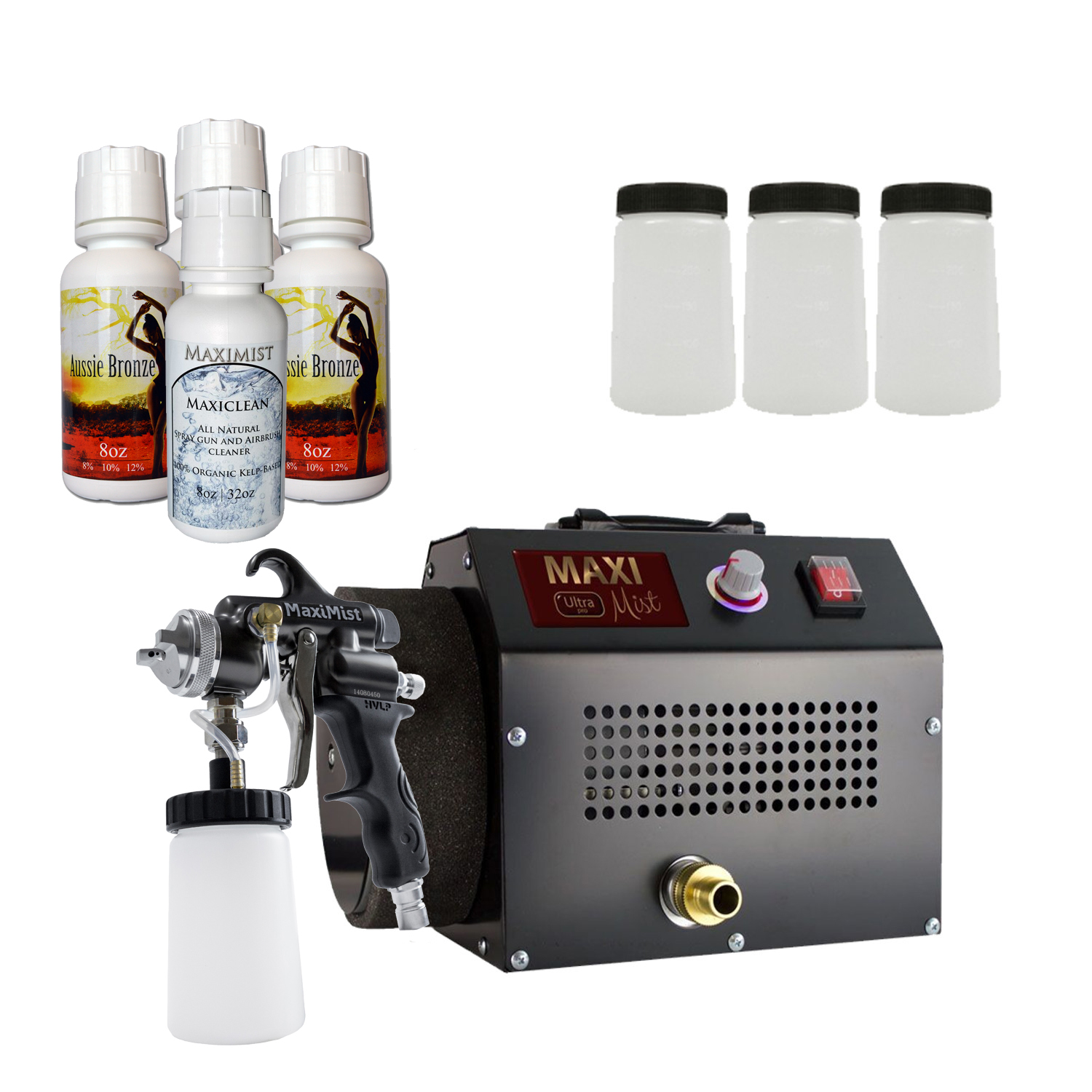 Tampa Bay Tanning Spray Products