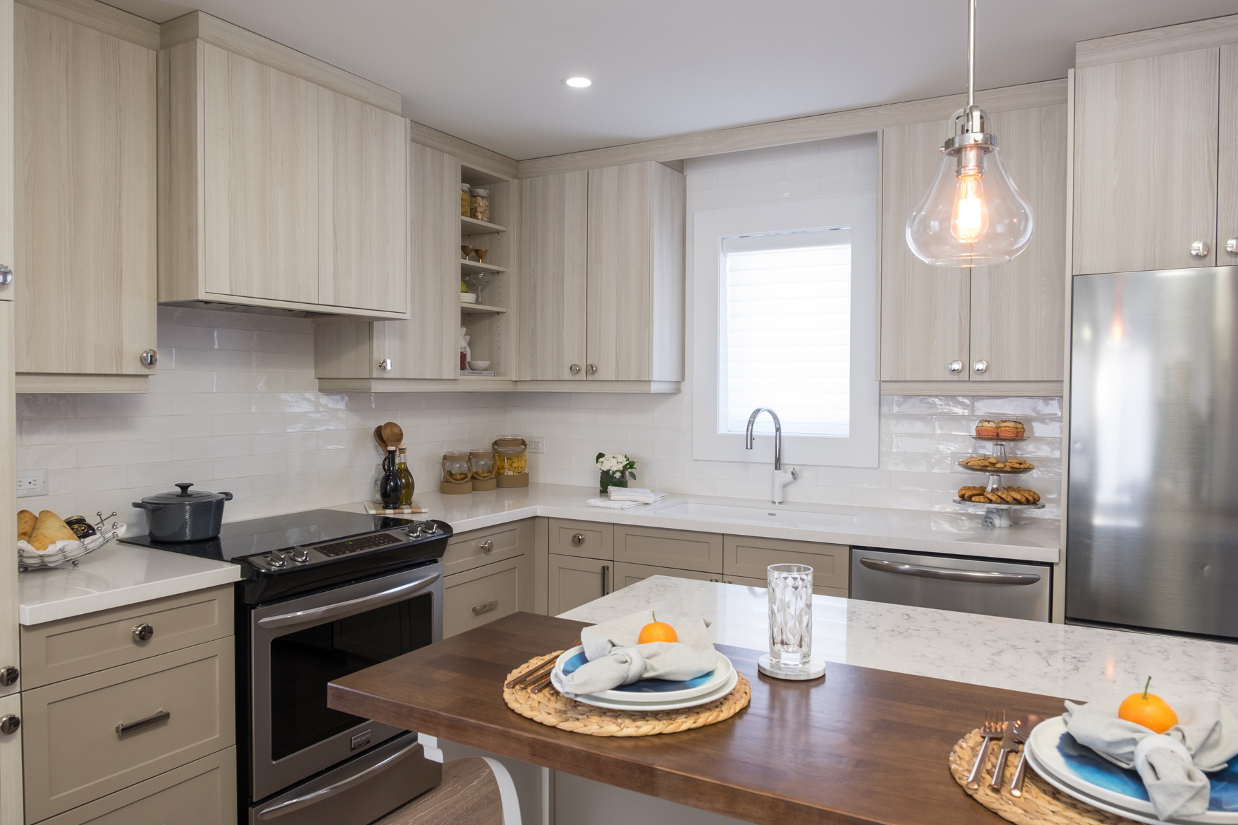 High End Kitchen Island Designs