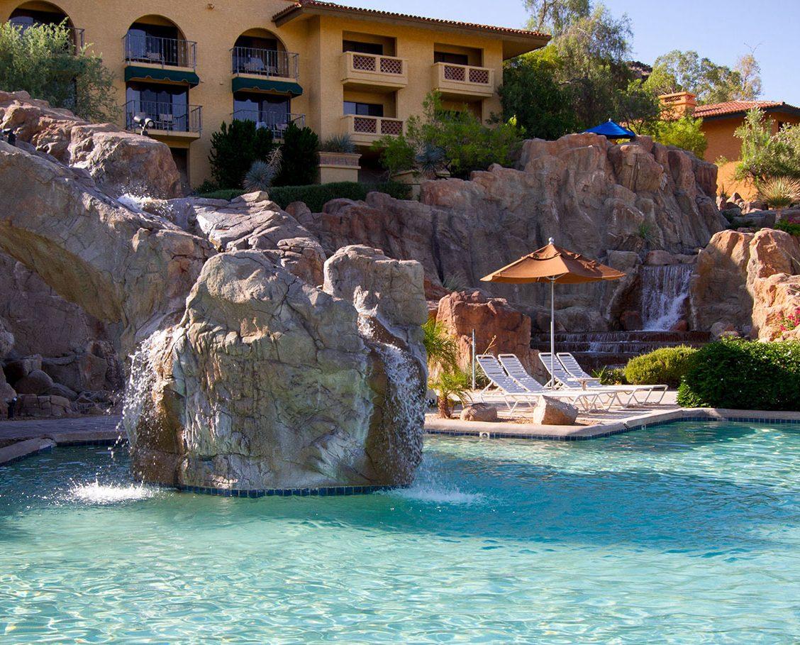 Water Resort Peak Pointe Hilton Squaw Slide