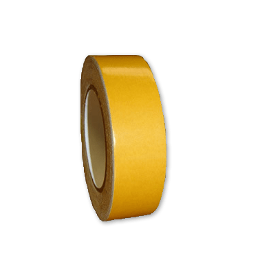 Double Coated 12 Mil Exhibition Carpet Tape   Natural  55230X     Double Coated 12 Mil Exhibition Carpet Tape     Natural  55230X