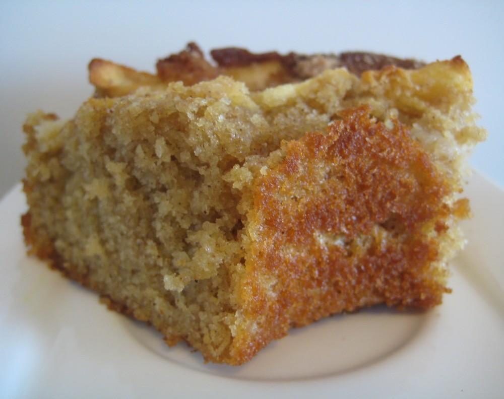 Fall Sweet Treat Apple Cake Taryn Cox The Wife
