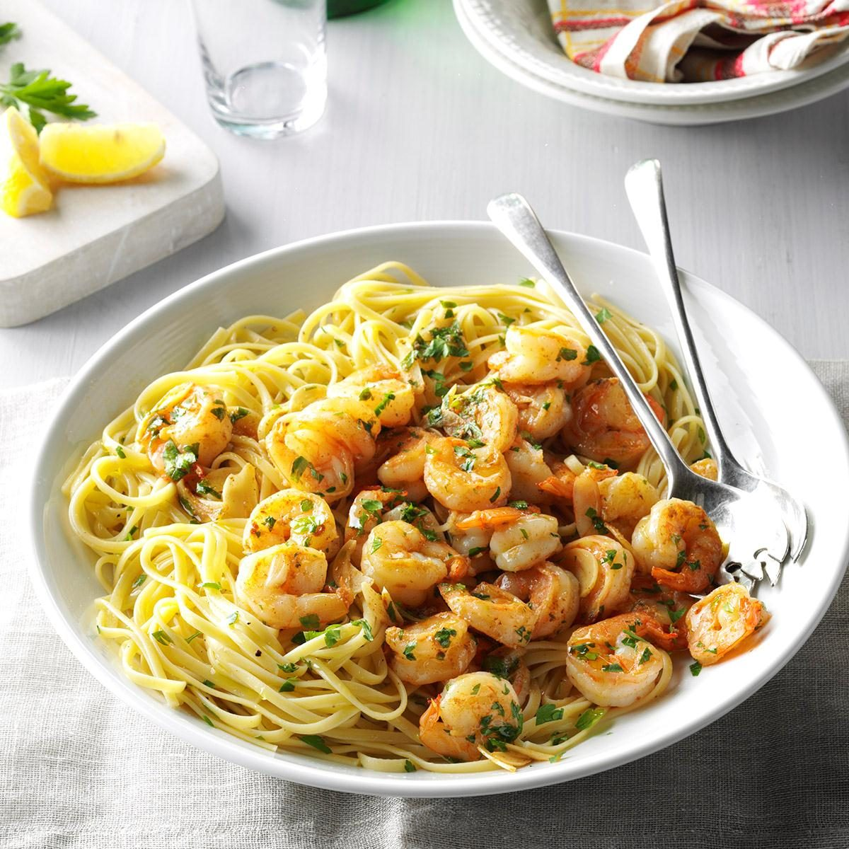 Our Best Shrimp Scampi Recipes Taste Of Home