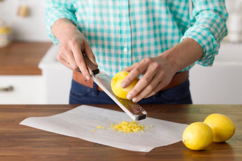 How Make Lemon Zest Home