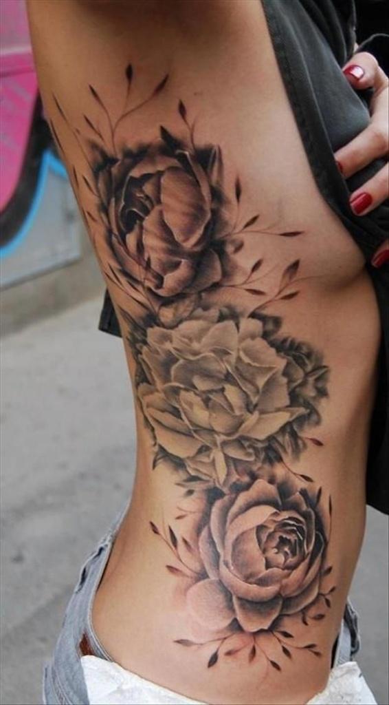 Henna Rose Design Templates