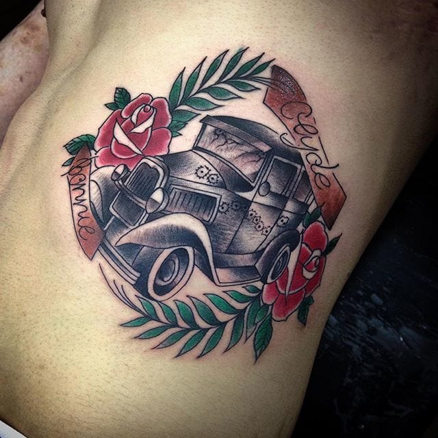 Bonnie Clyde Designs And Tattoo