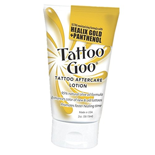 Tattoo Goo Original Aftercare Lotion