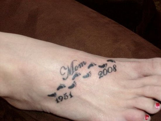 In Loving Memory Tattoos | Tattoo Designs, Tattoo Pictures