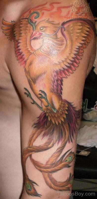 Phoenix Tattoos Tattoo Designs Tattoo Pictures Page 7