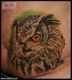 Owl Tattoo Meaning Amp Symbolism