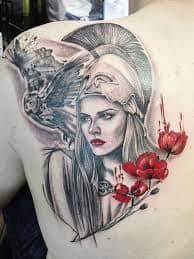 Aphrodite Tattoo (28) – Tattoo SEO