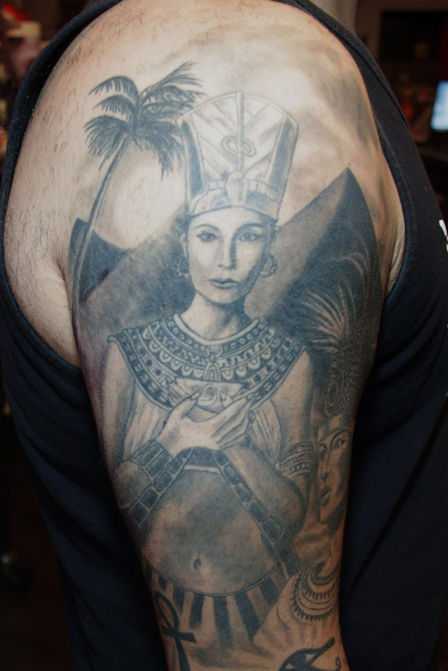 Egyptian Tattoos Designs Ideas And Meaning Tattoos For You