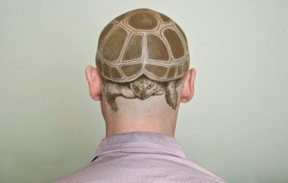 Tattoo Watercolor Sea Turtle