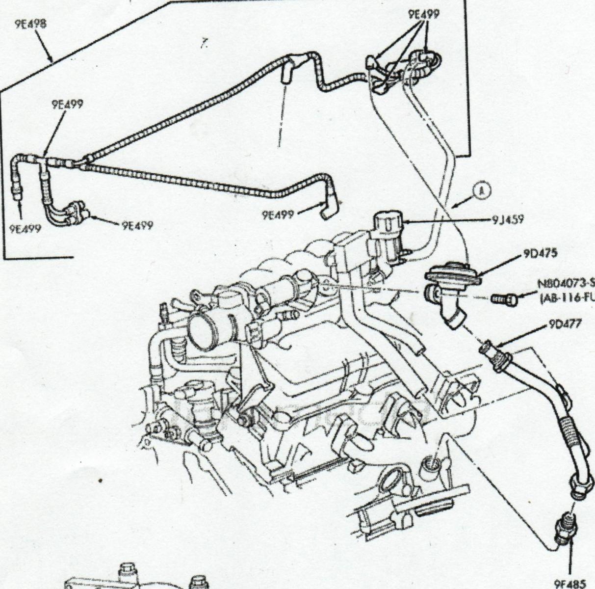 2003 taurus sel fuel tank question page 2 taurus car club of rh taurusclub 2003