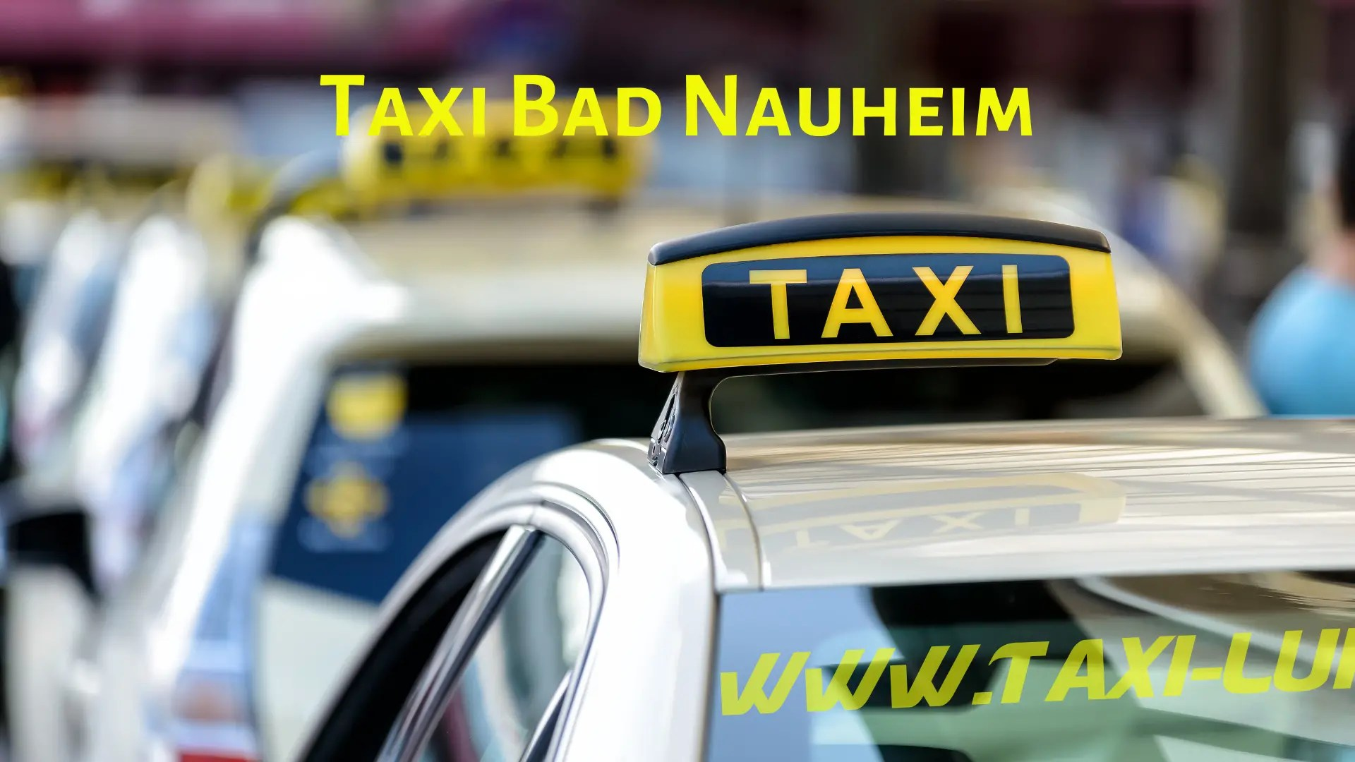 Taxi Luka in Bad Nauheim