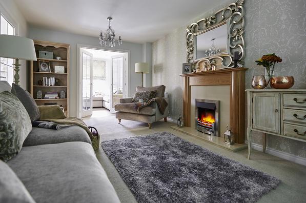 Home Living Room Ideas