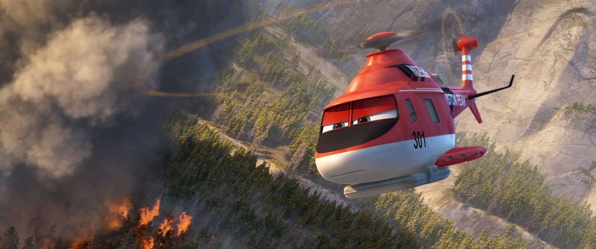 Planes Fire And Rescue Blade