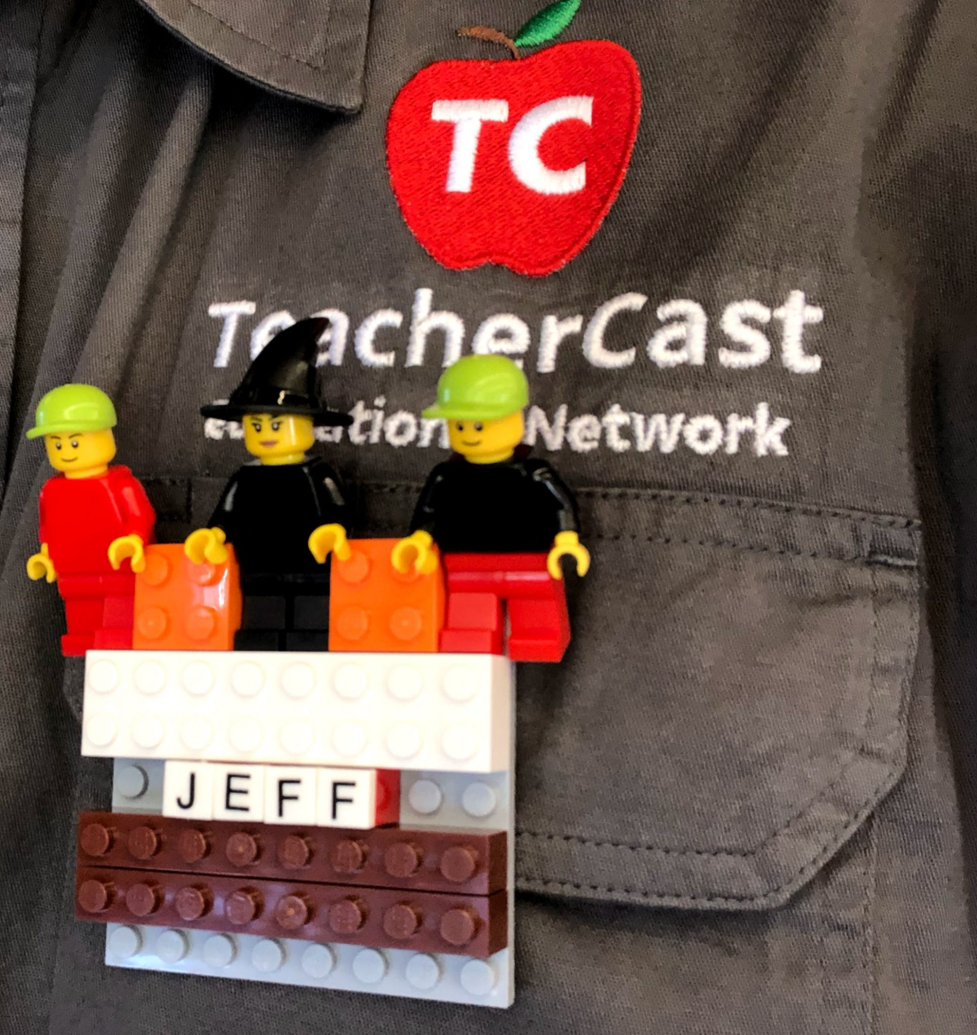 LEGO Education Master Educator Program   LIVE from ISTE 2018 Learn More about LEGO Education