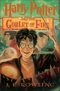 Harry Potter And The Goblet Of Fire Book Covers