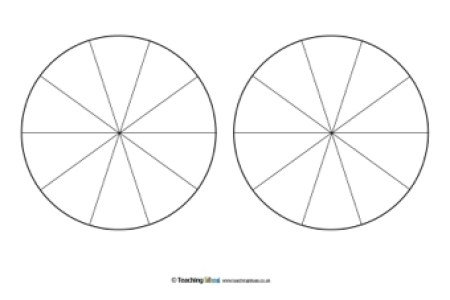 Time Management Pie Chart Template Free Resume Sample Resume Sample